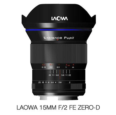 Laowa FE 15mm F2