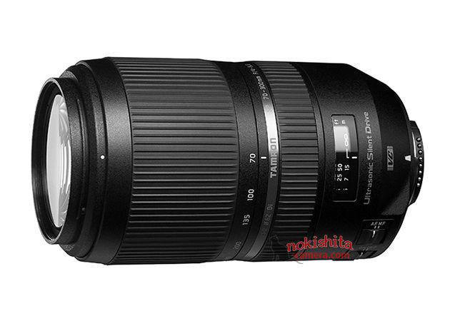 タムロン「SP 70-300mm F/4-5.6 Di VC USD (Model A030)」
