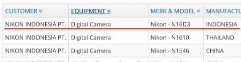 ニコンの未発表カメラが海外の認証機関に登録された模様。AW130かP900の後継機!?