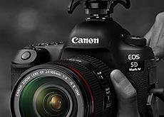 EOS 5D Mark ⅣのCanon Log対応の有償アップグレード