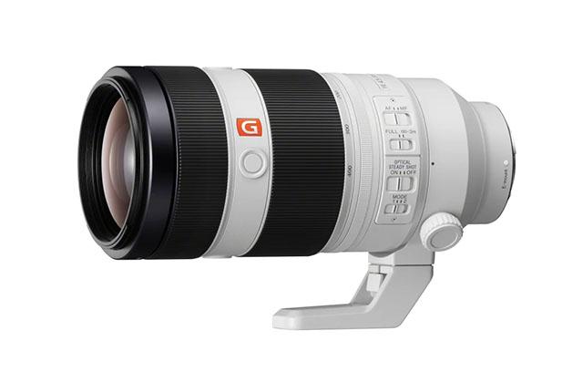 ソニーがGマスターレンズ「FE 100-400mm F4.5-5.6 GM OSS」