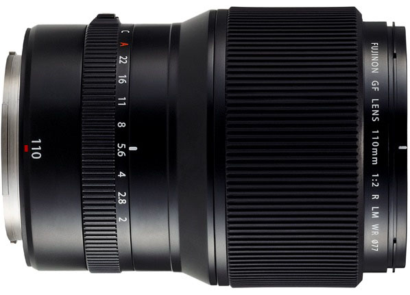 GFX用レンズ「GF110mmF2 R LM WR」が4月19日に発表される!?新型チェキ「instax SQUARE」も一緒に発表!?