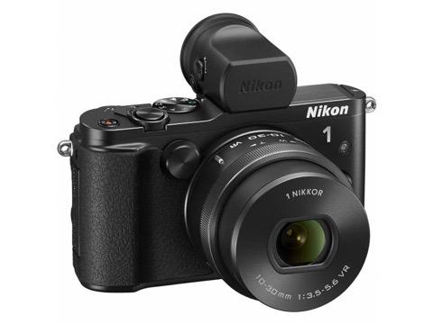 Nikon 1フラッグシップ機「Nikon 1 V3」が後継機が出ずに旧製品扱いになった模様。