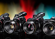キヤノンがNABで、新型シネマズームレンズCN-E 70-200mmとEOS 5D Mark IVのファームウェアを発表する!?