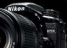 ニコン D7500
