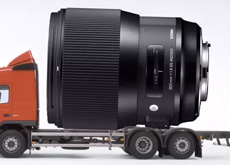 シグマ「800mm F1.8 DG HSM | Art」