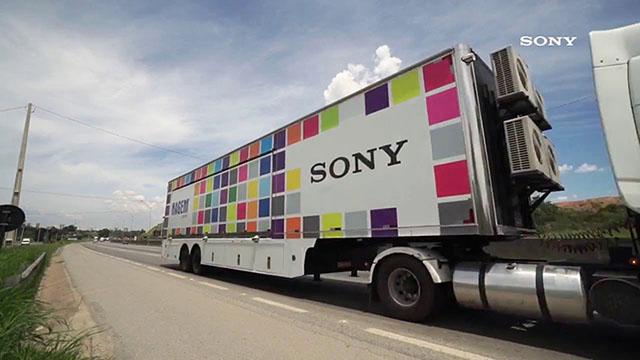 ソニーのNAB用の機材を搭載したトラックがラスベガスへの移送中に盗まれた!?