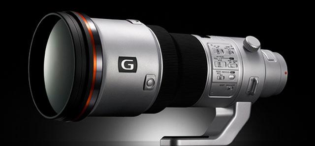 ソニーがFE 400mm F2.8とFE 400mm F4.0を開発中!?