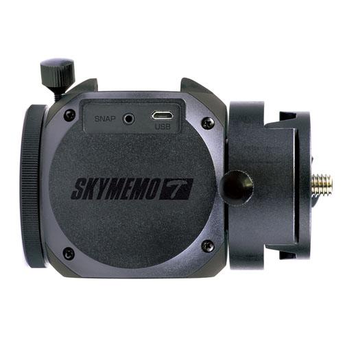 スマホでも操作ができる、超軽量コンパクト赤道儀。ケンコー「スカイメモT」