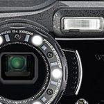 リコーの防水・耐衝撃のタフネスカメラ「WG-50」の画像と発表日のリーク情報。