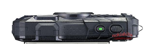 リコー防水・耐衝撃のタフネスカメラ「WG-50」