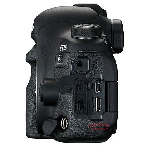 キヤノンEOS 6D Mark II