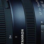 タムロン新型大三元標準ズーム「SP 24-70mm F/2.8 Di VC USD G2(Model A032)」の価格と発売日。