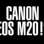 キヤノンのEOS M10後継機は、「EF85mm F1.4L IS USM」や「TS-E135mm F4L マクロ」などの4本の新レンズと一緒に発表される!?