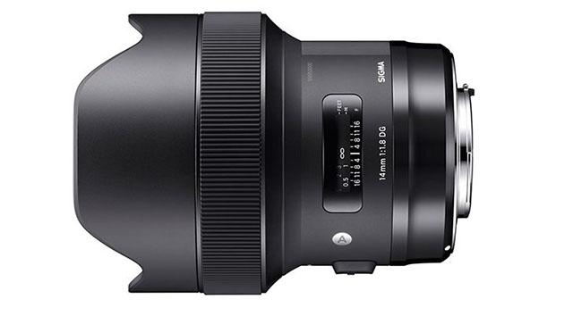 SIGMAの14mm F1.8 DG HSM   Artと24-70mm F2.8 DG OS HSM   Artの価格情報。