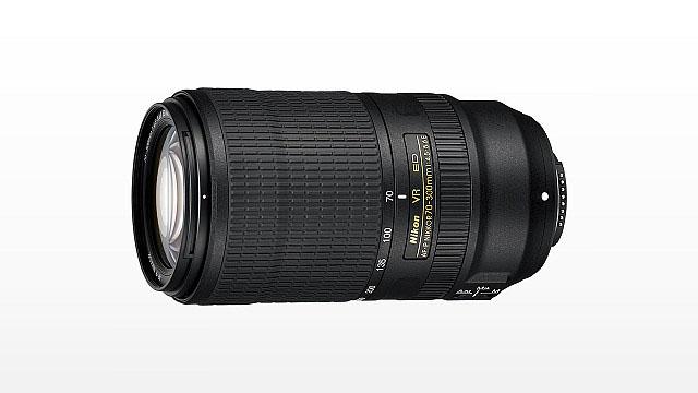 ニコン「AF-P NIKKOR 70-300mm f/4.5-5.6E ED VR」