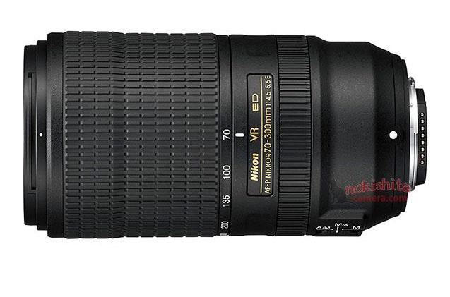 ニコン AF-P NIKKOR 70-300mm f/4.5-5.6E ED VR