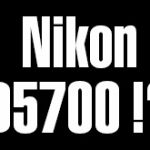 ニコンD5700が4K対応で2018年第4四半期に登場!?
