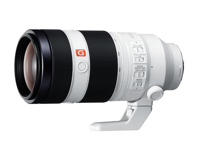 ソニーの「FE 100-400mm F4.5-5.6 GM OSS」が予想を大幅に上回る注文で、生産が間に合わない模様。