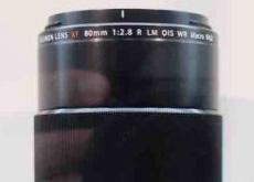 富士フイルム XF80mmF2.8 R LM OIS WR Macro