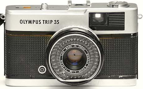 オリンパスの大型センサー搭載デジタルTRIP35