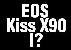 キヤノンEOS Kiss X90