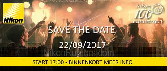 ニコンが9月22日にオランダで行われるイベントの招待状を送付。D850が展示される!?