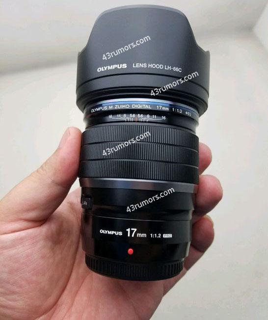 オリンパスがF1.2シリーズの新レンズ「M.ZUIKO DIGITAL ED 12mm F1.2 PRO」を発表する!?