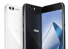 「ZenFone 4」「ZenFone 4 Pro」「ZenFone 4 Selfie」「ZenFone 4 Selfie Pro」「ZenFone 4 Max Pro」の5モデルを展開