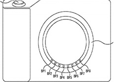 ソニーの8ピンの電子接点のレンズマウントの特許が登場。