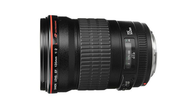 EF135mm F2L IS USM