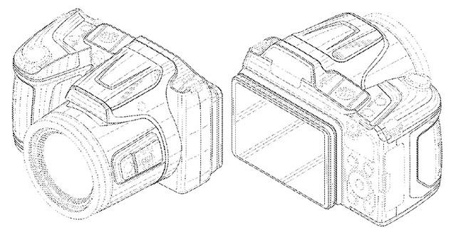 ニコンのCOOLPIX P900もしくは、B500/B700の後継機の特許!?