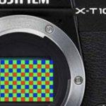 富士フイルム「X-T100」は、ベイヤーセンサーを搭載する!?