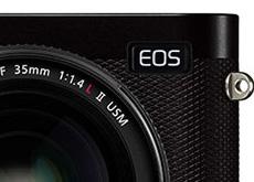 キヤノンのフルサイズミラーレス EOS M1