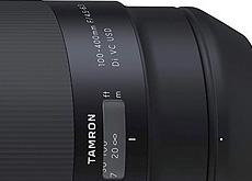 タムロン 100-400mm F/4.5-6.3 Di VC USD