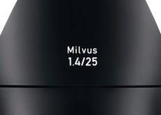 ツァイスMilvus 1.4/25