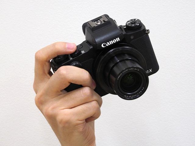 キヤノンPowerShot G1 X Mark III