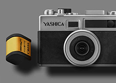 ヤシカ digiFilm Camera Y35