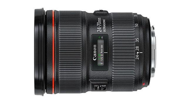 EF24-70mm F2.8L IS USM