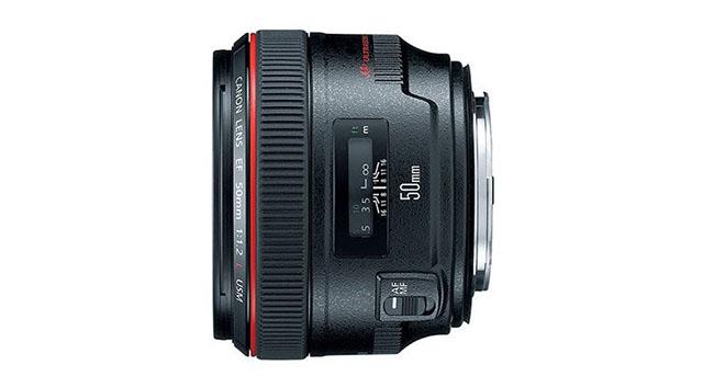 EF50mm F1.4L IS USM