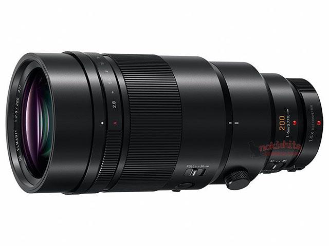LEICA DG ELMARIT 200mm/F2.8/POWER O.I.S.