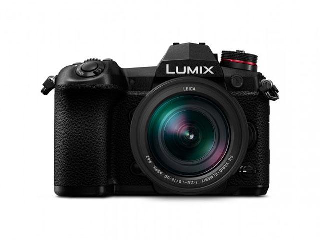 パナソニック LUMIX G9