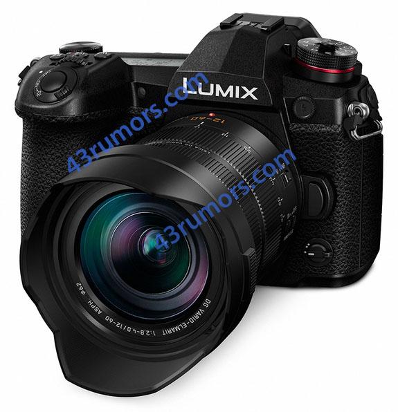 パナソニック「LUMIX G9」