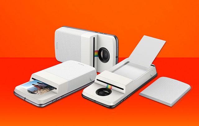 Moto Z Moto Mods Polaroid Insta-Share Printer