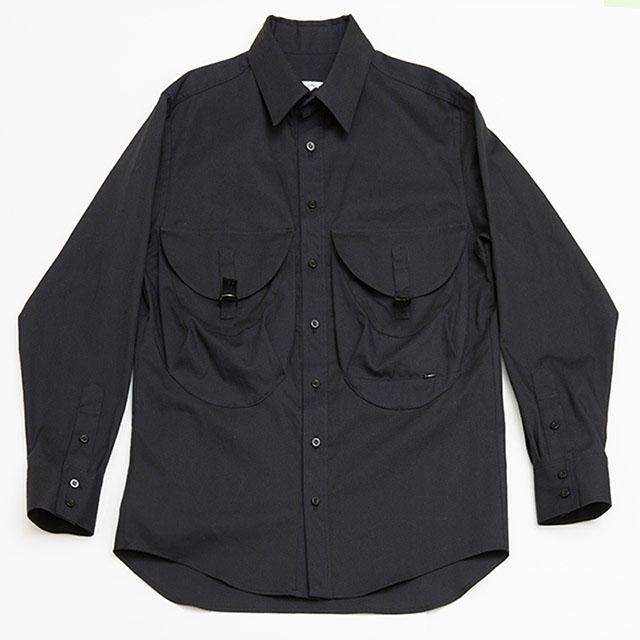 静かに姿を隠すためのシャツ