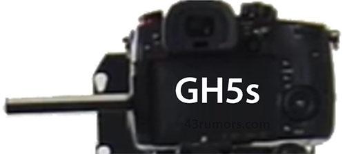 パナソニック「GH5s」