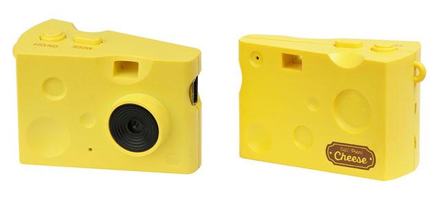 超小型なチーズなカメラ「DSC Pieni Cheese」