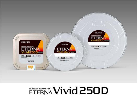 富士フイルムの新フィルムシミュレーション「Eterna」