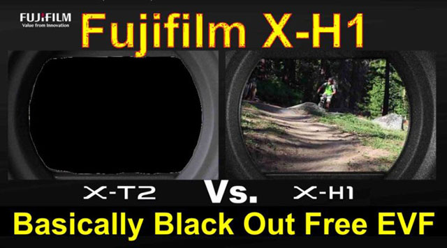 富士フイルムX-H1