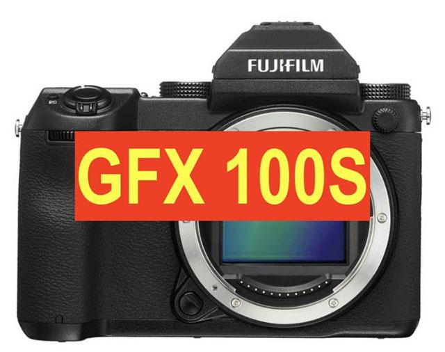 富士フイルム GFX 100S